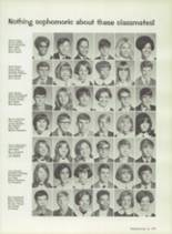 1970 Northwest Classen High School Yearbook Page 174 & 175