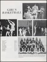 1975 Cowanesque Valley High School Yearbook Page 54 & 55