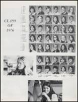 1975 Cowanesque Valley High School Yearbook Page 76 & 77