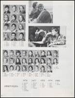 1975 Cowanesque Valley High School Yearbook Page 86 & 87