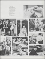 1975 Cowanesque Valley High School Yearbook Page 124 & 125