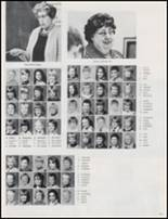 1975 Cowanesque Valley High School Yearbook Page 134 & 135