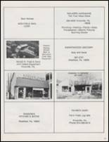 1975 Cowanesque Valley High School Yearbook Page 144 & 145