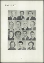 1949 Montrose High School Yearbook Page 12 & 13