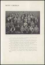 1949 Montrose High School Yearbook Page 34 & 35