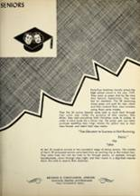 1953 Avilla High School Yearbook Page 12 & 13