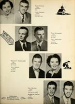 1953 Avilla High School Yearbook Page 16 & 17