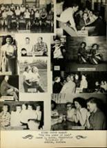 1953 Avilla High School Yearbook Page 20 & 21