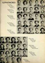 1953 Avilla High School Yearbook Page 22 & 23