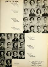 1953 Avilla High School Yearbook Page 26 & 27