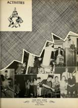 1953 Avilla High School Yearbook Page 32 & 33