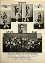 1953 Avilla High School Yearbook Page 34 & 35