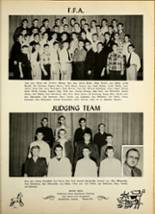 1953 Avilla High School Yearbook Page 38 & 39