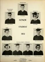 1953 Avilla High School Yearbook Page 50 & 51