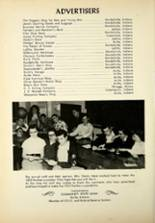 1953 Avilla High School Yearbook Page 54 & 55