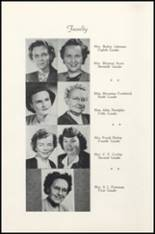 1948 Clyde High School Yearbook Page 20 & 21