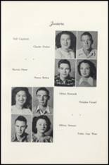 1948 Clyde High School Yearbook Page 40 & 41