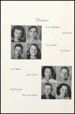 1948 Clyde High School Yearbook Page 52 & 53