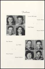 1948 Clyde High School Yearbook Page 54 & 55