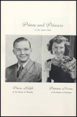 1948 Clyde High School Yearbook Page 60 & 61