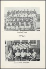1948 Clyde High School Yearbook Page 72 & 73