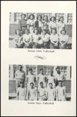 1948 Clyde High School Yearbook Page 74 & 75