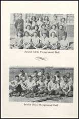 1948 Clyde High School Yearbook Page 76 & 77