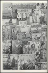 1948 Clyde High School Yearbook Page 100 & 101