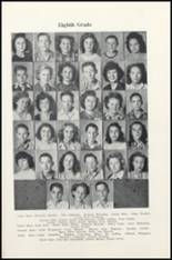 1948 Clyde High School Yearbook Page 104 & 105