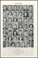 1948 Clyde High School Yearbook Page 106 & 107