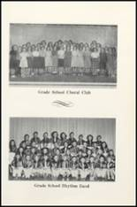 1948 Clyde High School Yearbook Page 116 & 117