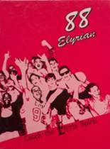 1988 Yearbook Elyria High School