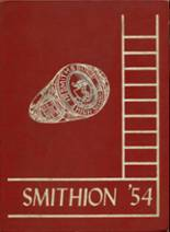1954 Yearbook Smithsburg High School