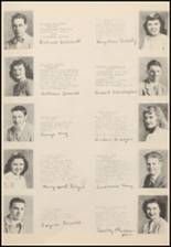 1948 McHenry Community High School Yearbook Page 16 & 17