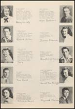 1948 McHenry Community High School Yearbook Page 18 & 19