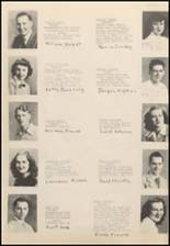 1948 McHenry Community High School Yearbook Page 20 & 21