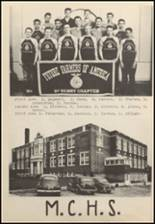 1948 McHenry Community High School Yearbook Page 38 & 39