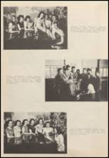 1948 McHenry Community High School Yearbook Page 42 & 43