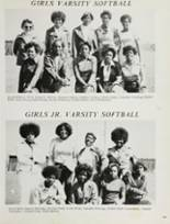 1976 Centennial High School Yearbook Page 112 & 113