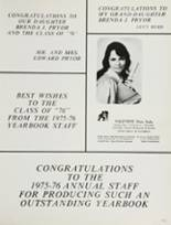 1976 Centennial High School Yearbook Page 136 & 137