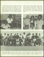 1977 Lake Wales High School Yearbook Page 42 & 43