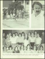 1977 Lake Wales High School Yearbook Page 52 & 53