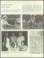 1977 Lake Wales High School Yearbook Page 54 & 55