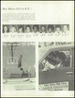 1977 Lake Wales High School Yearbook Page 76 & 77