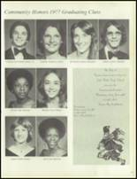 1977 Lake Wales High School Yearbook Page 82 & 83