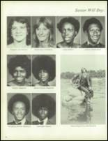 1977 Lake Wales High School Yearbook Page 100 & 101