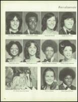 1977 Lake Wales High School Yearbook Page 104 & 105