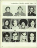 1977 Lake Wales High School Yearbook Page 110 & 111
