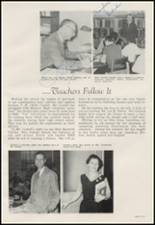 1956 Moscow High School Yearbook Page 10 & 11