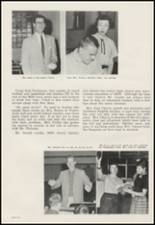 1956 Moscow High School Yearbook Page 14 & 15
